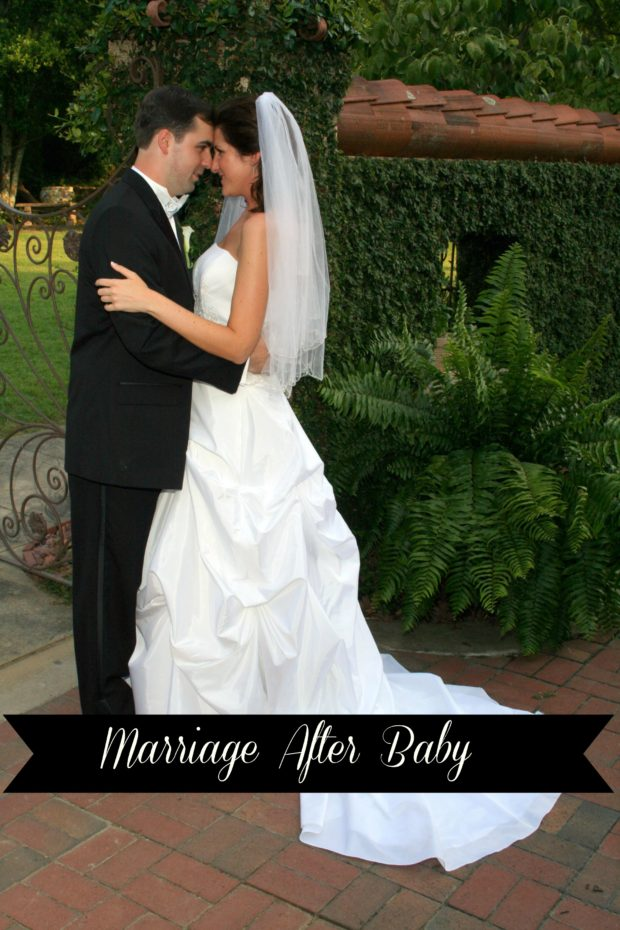marriage after baby